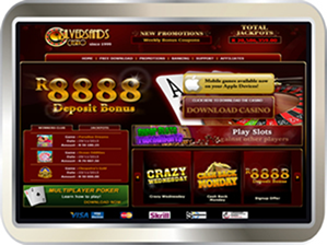 Silversdands Online Southern African Casino - Play in South African Rands